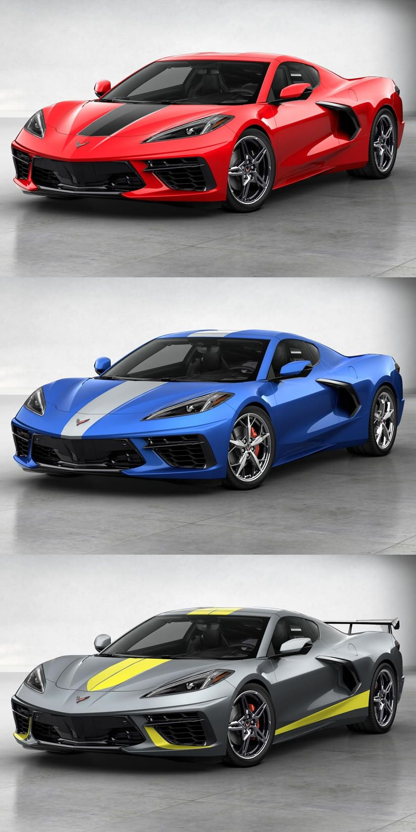 This Is Why The 2021 Corvette Is Worth Waiting For. Top of