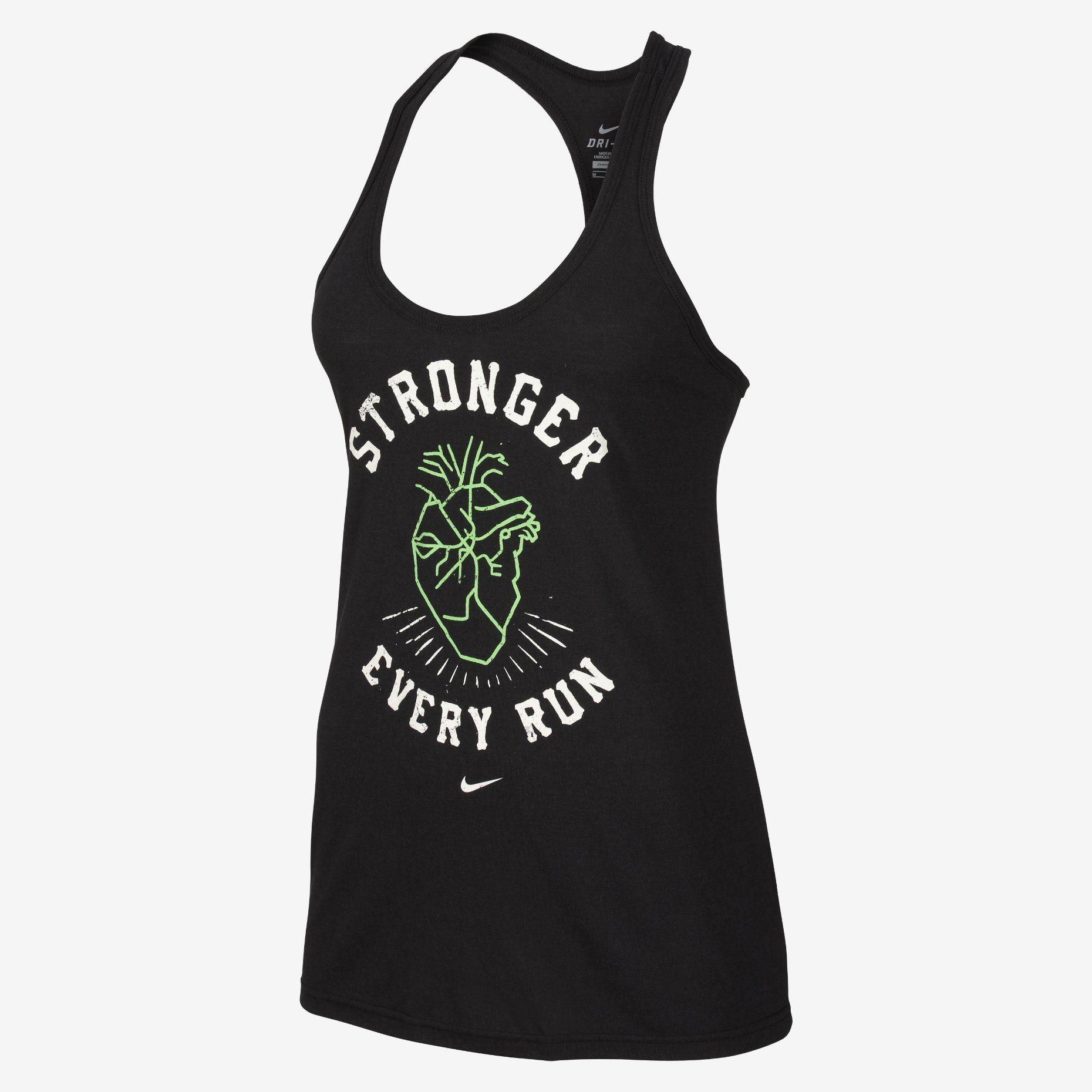 Nike Run Heart (Boston 2014) Women's Tank Top. Nike Store