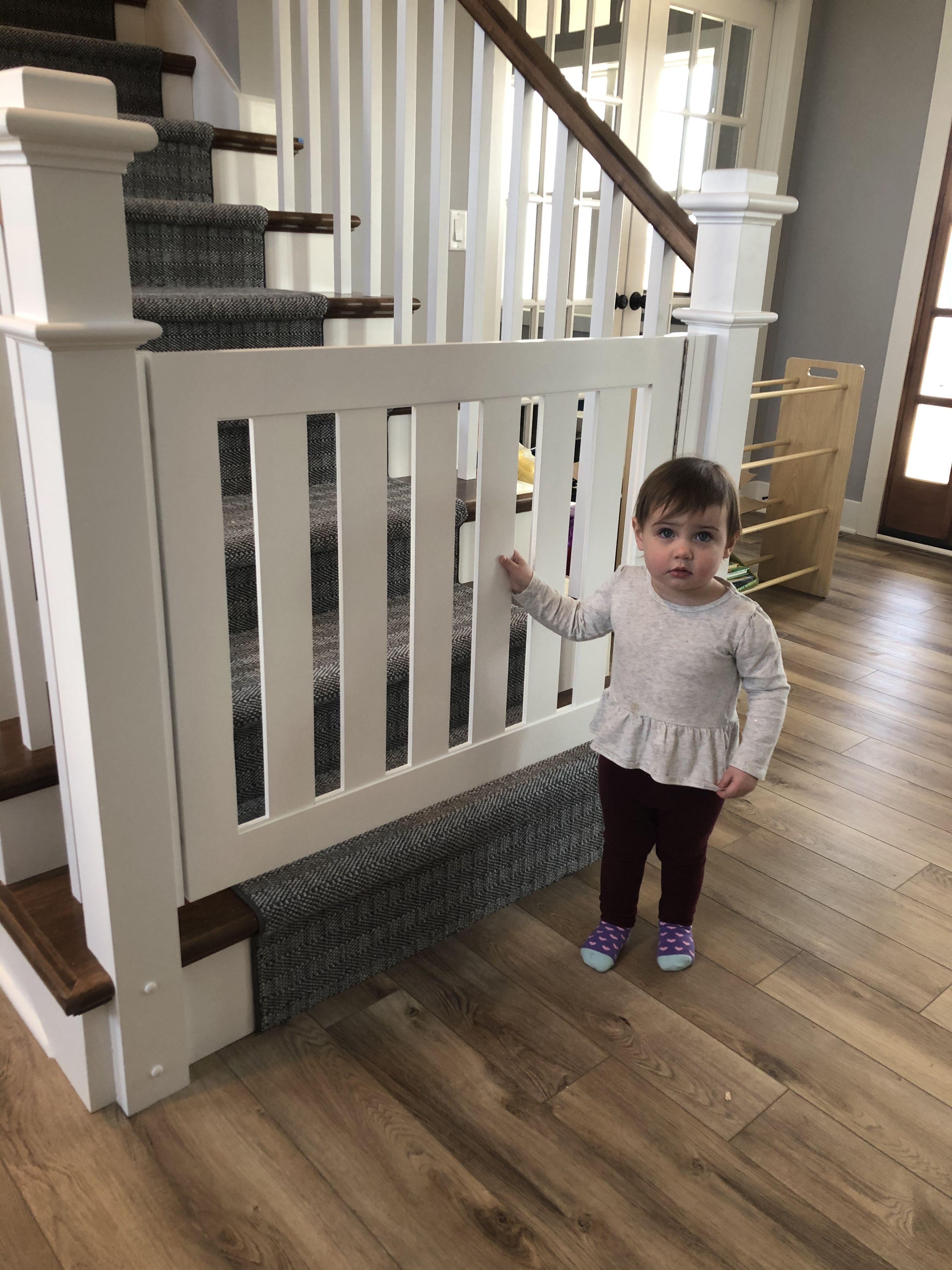 Durable for many years in 2020 baby gates custom baby