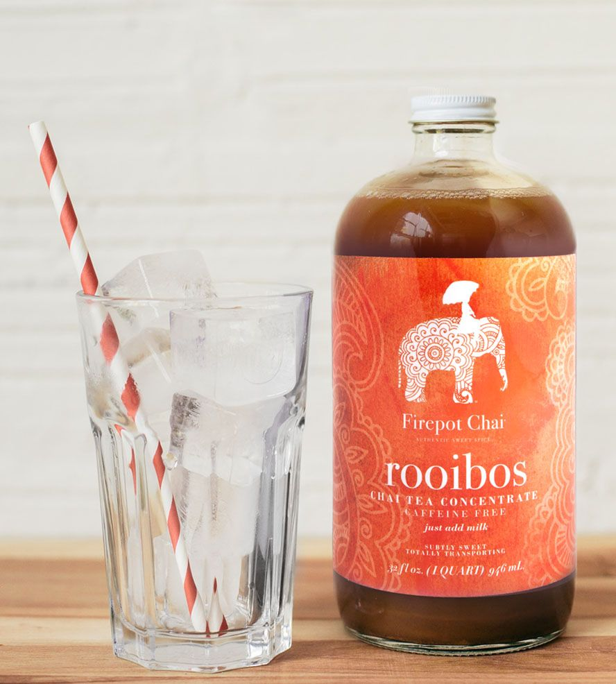 Rooibos Chai Tea Concentrate | Bring a little spice into your life with this caffeine-free fi... | Tea & Infusions