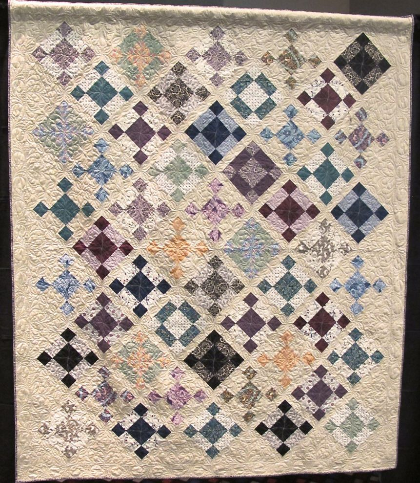 Ladies Of Downton Abbey Quilt Pattern By Tiffany Hayes