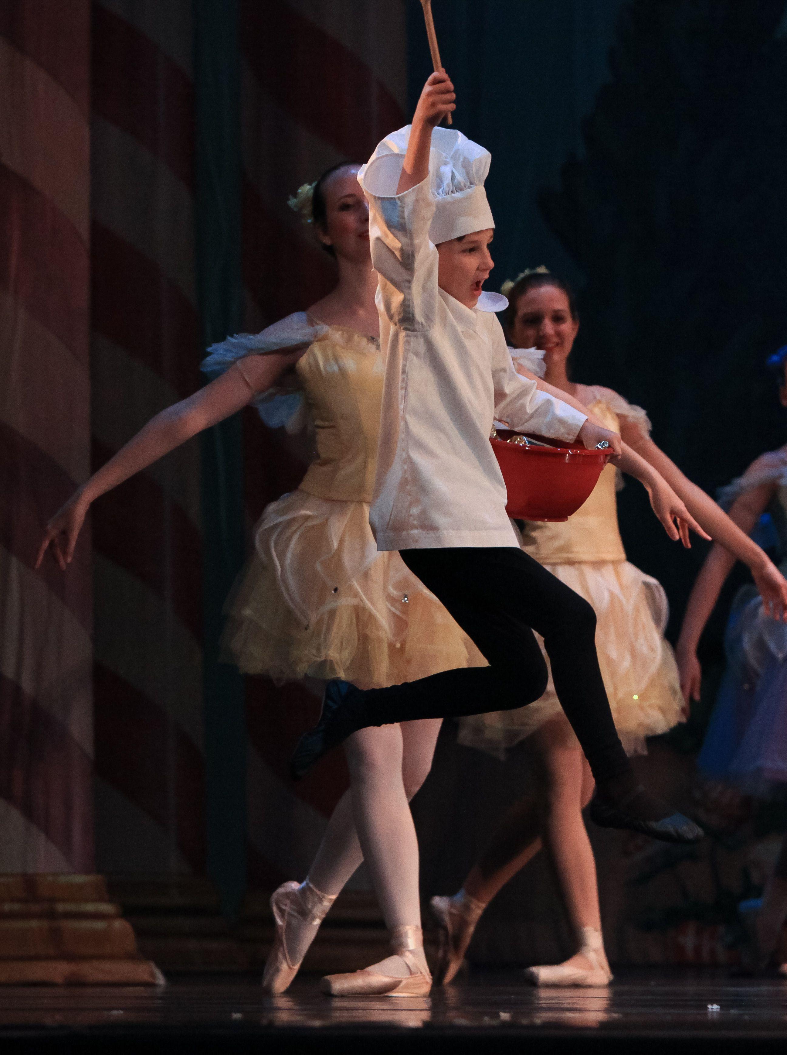 Greensboro ballet ballet greensboro character