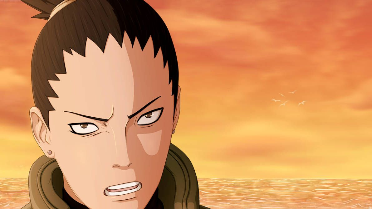 Shikamaru Wallpaper By Deiviscc Hd 1080p