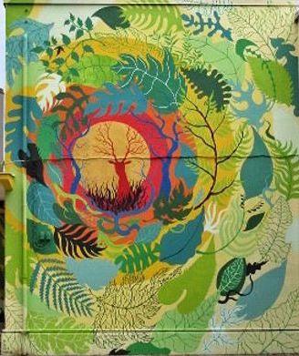 Si intitola 'Risveglio', lo firma Gola Hundun ed è stato inserito tra le prime 20 opere di street art più belle al mondo. Dove si trova? A Catanzaro. E' una produzione Altrove Festival che vuole fare del capoluogo calabrese una delle capitali internazionali della #streetart  #arteCalabria #LinkingCalabria Widewalls