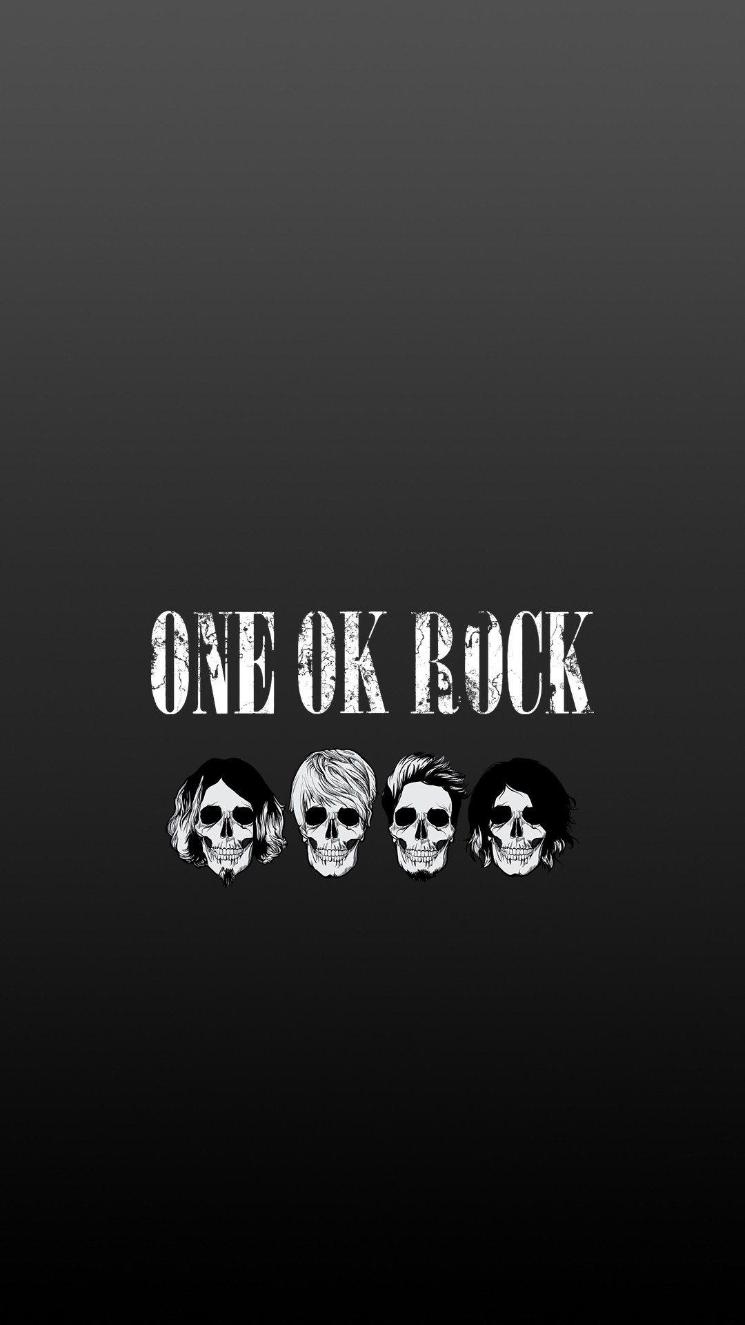人気バンドONE OK ROCKの高画質スマホ壁紙