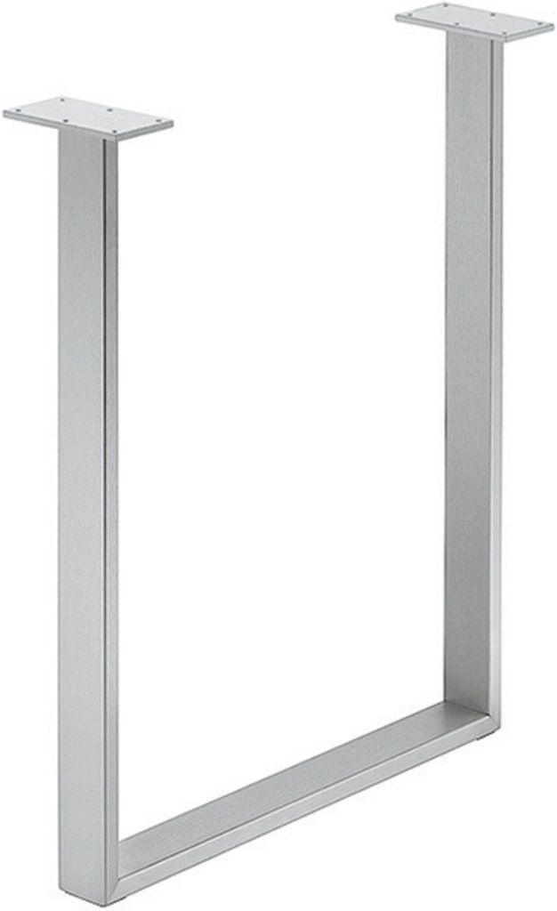 office furniture legs. U-Shaped Silver Finish Metal/Steel Table/Furniture Base/Office Desk 51031 Office Furniture Legs T
