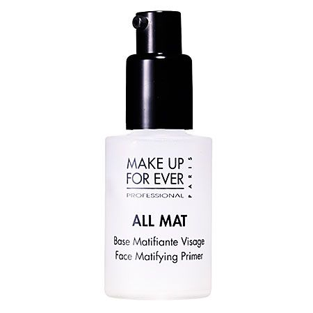 Make Up For Ever All Mat Designed To Prime And Matify Your Face Makeup Oil Free Foundation Sephora