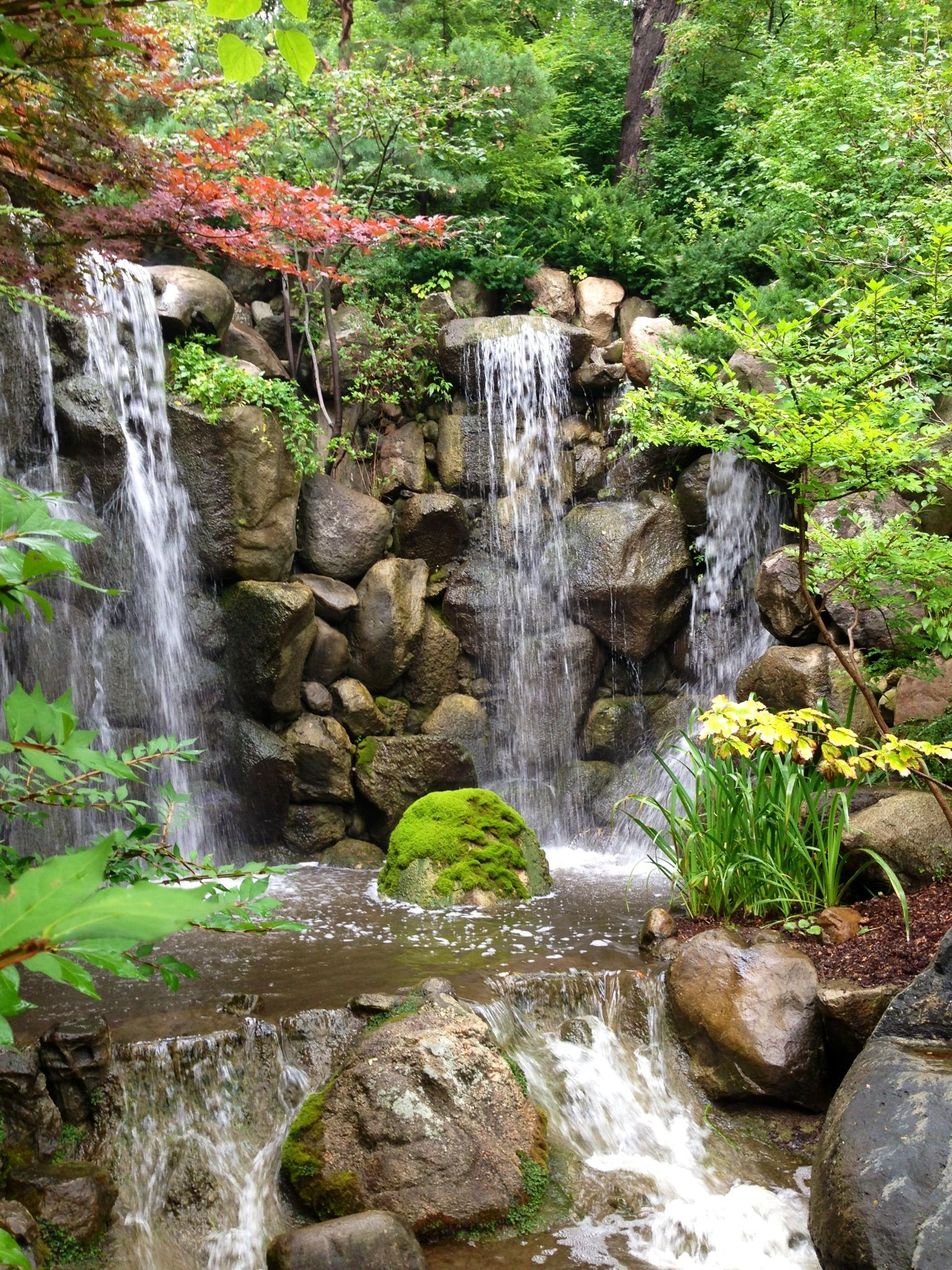 Anderson Japanese Gardens Rockford Il Garden With Water Pinter
