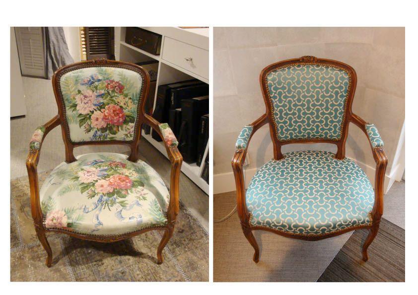 Herstofferen klassieke stoel check ons op burigatdecoratie be