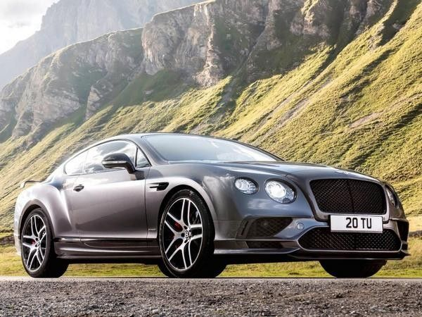 2017 Bentley Continental Supersports: Blast of fast - Kelley Blue Book