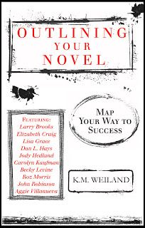 The Bookshelf Muse KM Weiland On Reverse Outlining GIVEAWAY