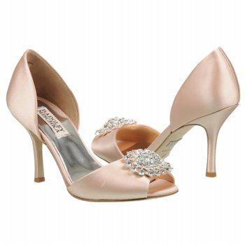 Shoe Me Your Pink Wedding Shoes Weddingbee