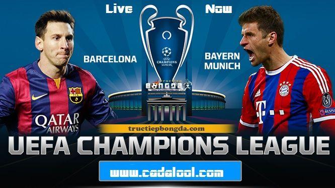 Barcelona Vs Bayern Munich Champions League Quarterfinal Highlights Champions League Bayern Munich Cbs Sports