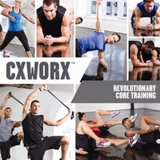 CXWORX: Core Annihilation  These classes are amazing  I've