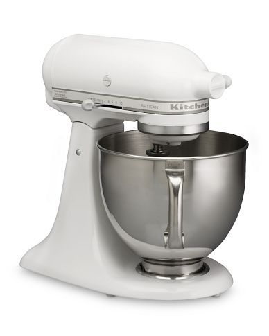 Kitchenaid Artisan Kleuren.Kitchenaid Artisan Stand Mixer White Kitchen Aid Mixers