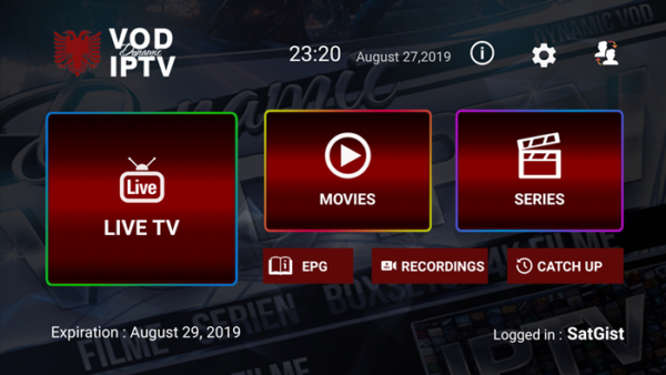 Dynamic IPTV App Review And Get Trial Code For World TV
