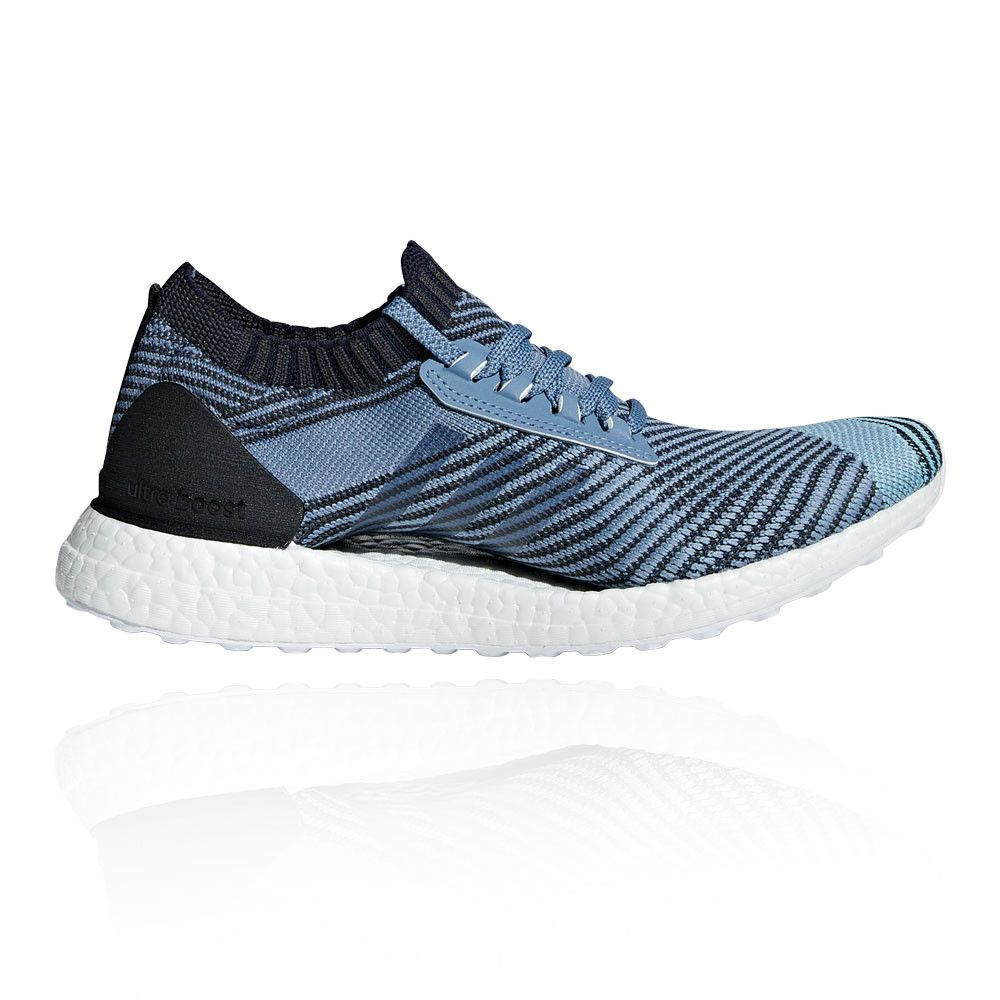 cheap for discount b9265 72562 adidas UltraBoost X Parley Womens Running Shoes - AW18