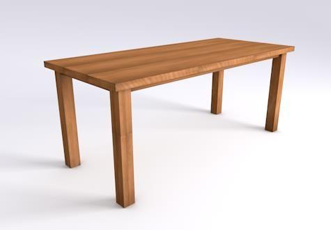Schoner Tisch Berlin Von Pickawood Aus Buche Mahagoni Geolt Nutzbar Als Esstisch Coutisch Burotisch Und Schreibtisch Tisch Couchtisch Wohnzimmertische