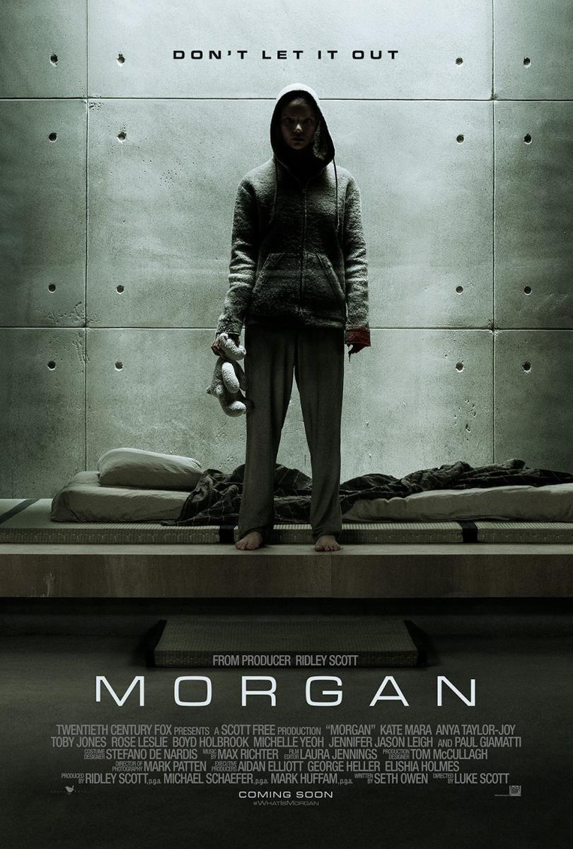 Director Luke Scott Reparto Kate Mara Anya Taylor Joy Toby Jones Género Ciencia Ficción Sinop Peliculas De Terror Peliculas Cine Cine De Terror