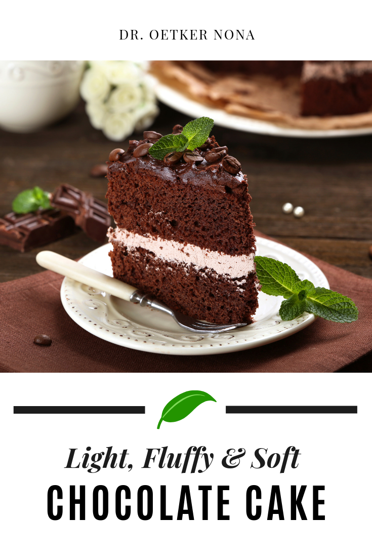 Everyone Loves Chocolate Cake And This Is An Easy Chocolate Sponeg Cake Which Is A True Classic Droetkernona Donspongecake Chocolate Cake Cake Baking Mixes