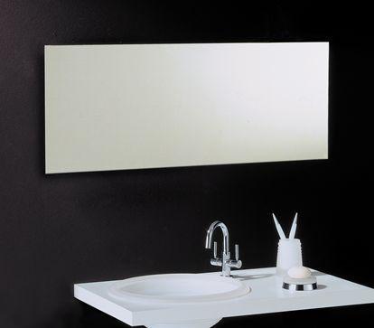 Gallery For Website Vasic Slim Rectangular x Mirror Vasic Non Illuminated Mirrors Non Illuminated Mirrors Bathroom Mirrors