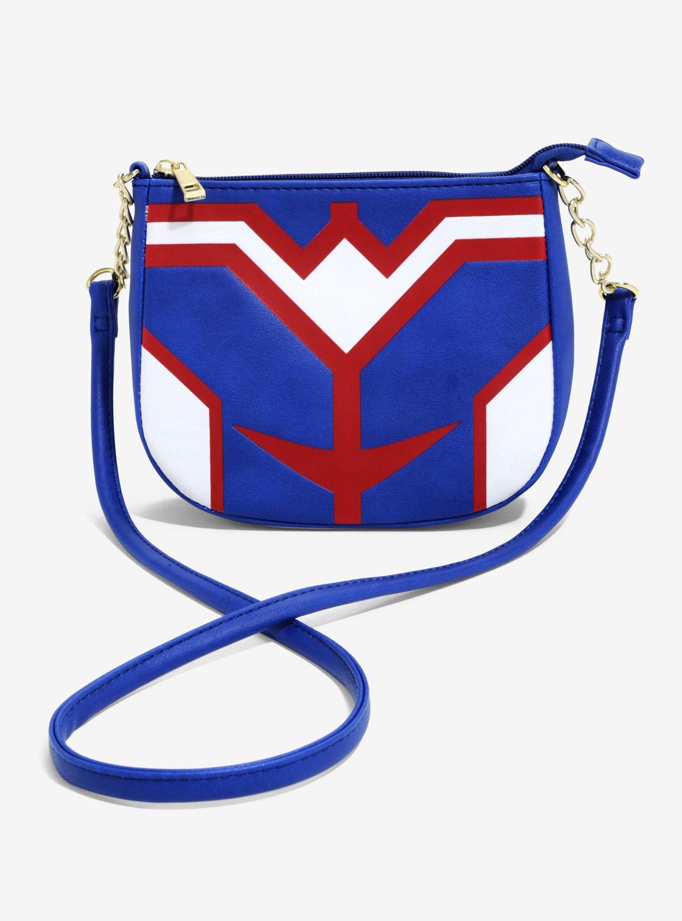 e83458a417e My Hero Academia All Might Crossbody Bag   Wishlist