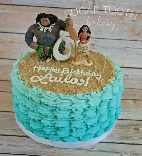 Pin by Joel Medina on Birthday ideas Pinterest Moana Cake and