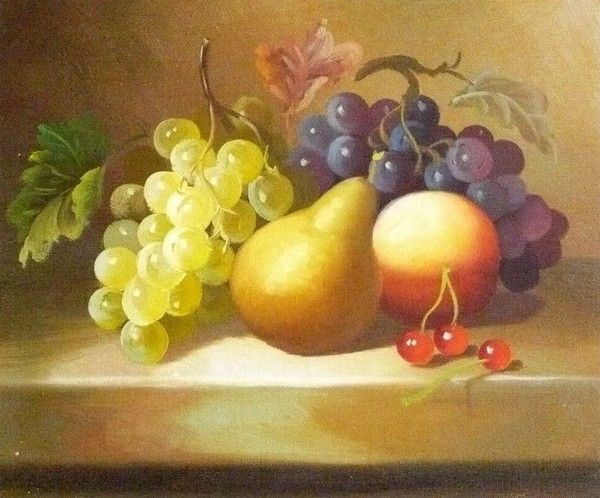 Nature morte still life meyve tablo pinterest nature morte nature et fruit - Dessin de nature morte ...