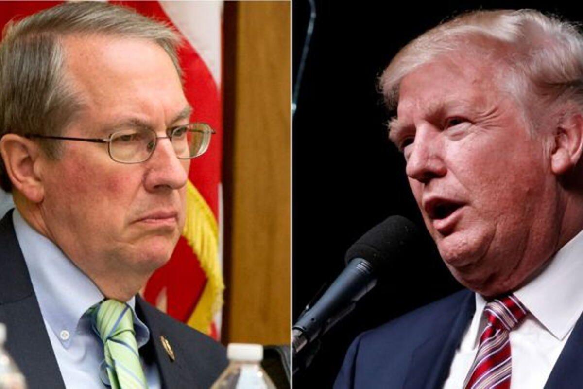 Trump Criticises New Republican Congress Over Ethics Vote