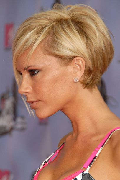 Victoria Beckham's Hairstyles! Cutting Up! Pinterest Victoria