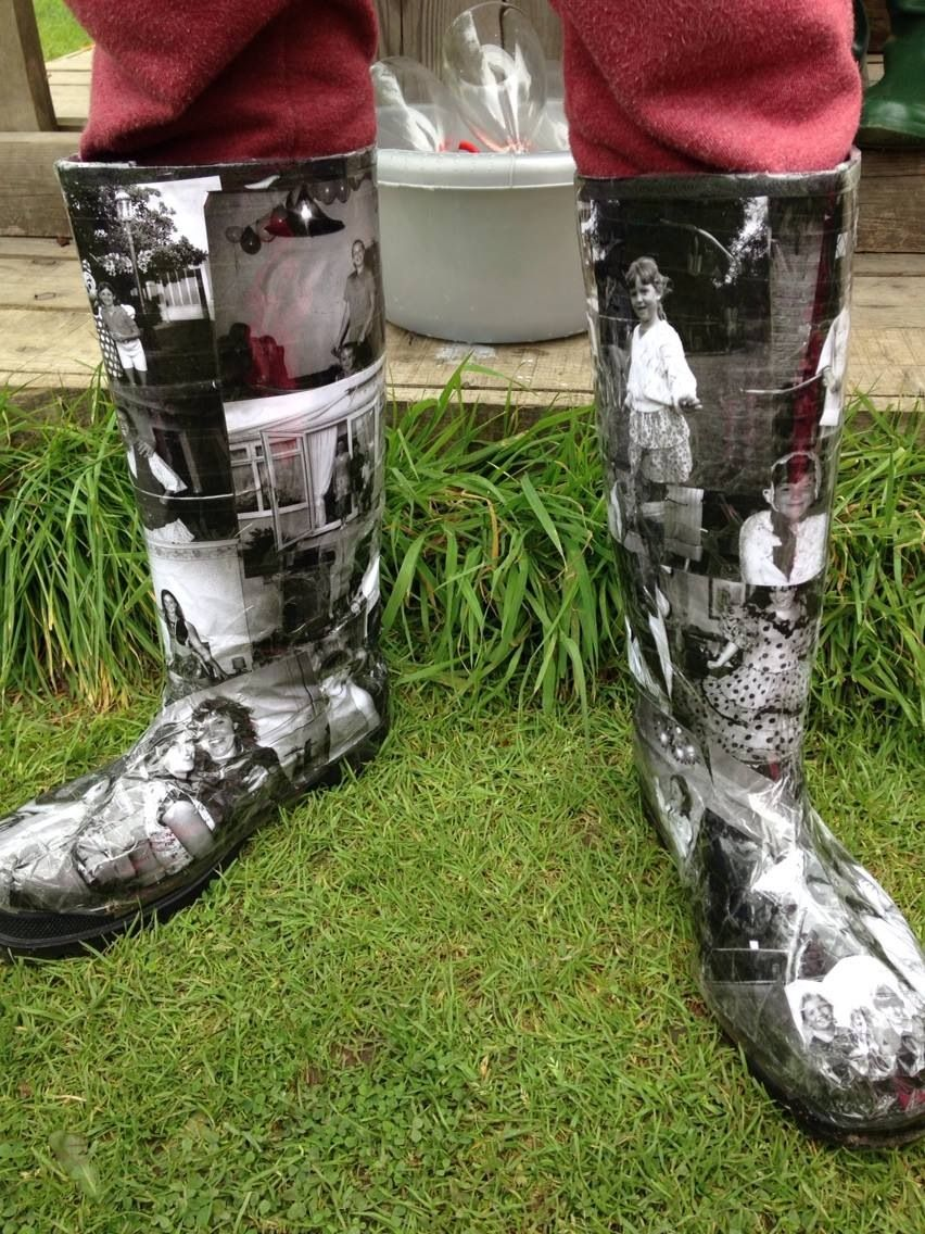 Wellie competition