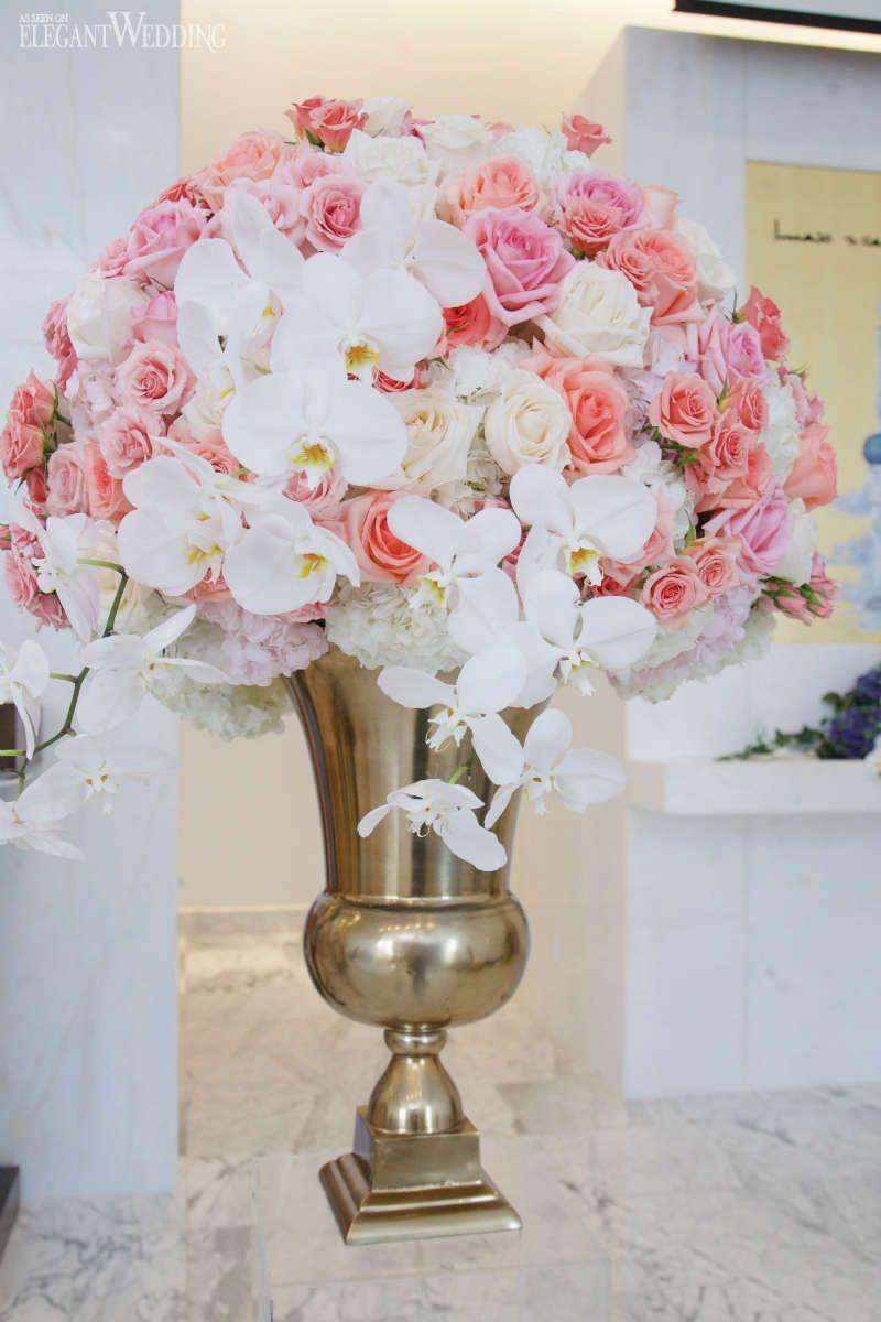 A Pink Fairytale Wedding Theme | Fairytale weddings, Wedding ...