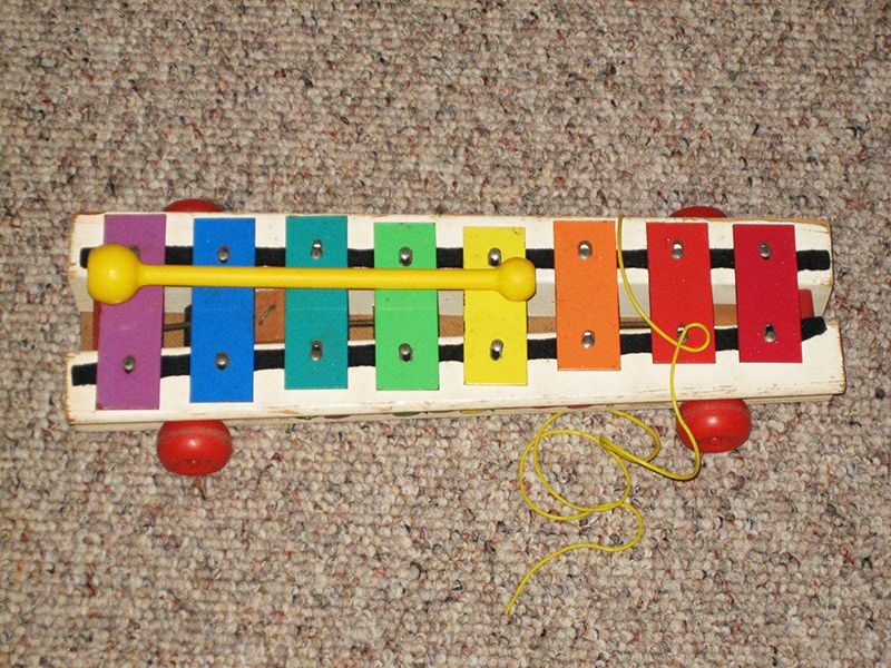 How to Play Songs on a Fisher-Price Xylophone | Songs ...