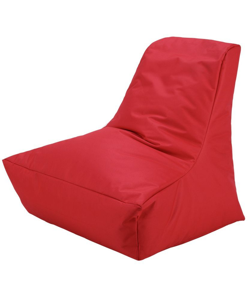 Groovy Buy Large Teenager Beanbag Red At Argos Co Uk Your Squirreltailoven Fun Painted Chair Ideas Images Squirreltailovenorg