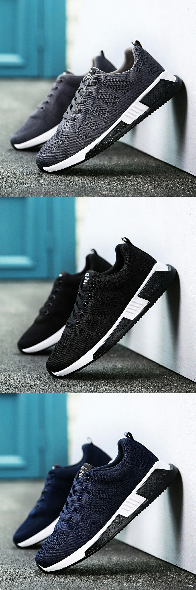 quality design babba 4a17c US  24.28  Click to buy  Prikol Street Style Cool Men Sport Shoes Spring  Breathable