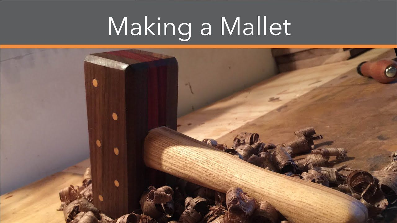 Making a Mallet YouTube in 2020 Mallets, Woodworking