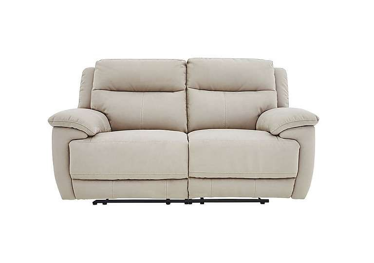 Touch 2 Seater Fabric Recliner Sofa - Furniture Village | Settees ...