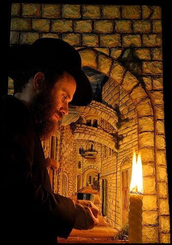 As the week emerges from the holy sanctuary of Shabbat,  the glow of the Havdalah candle infuses it with light and joy.