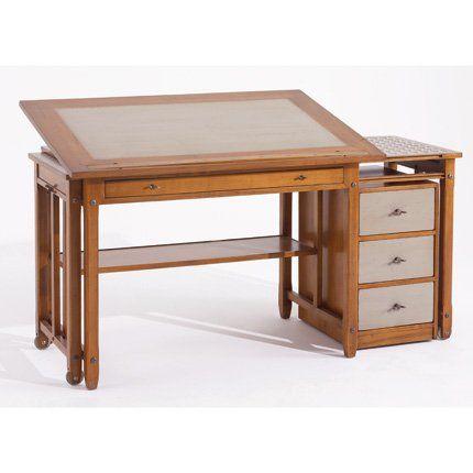 Bureau Architecte Student desks Desks and Industrial