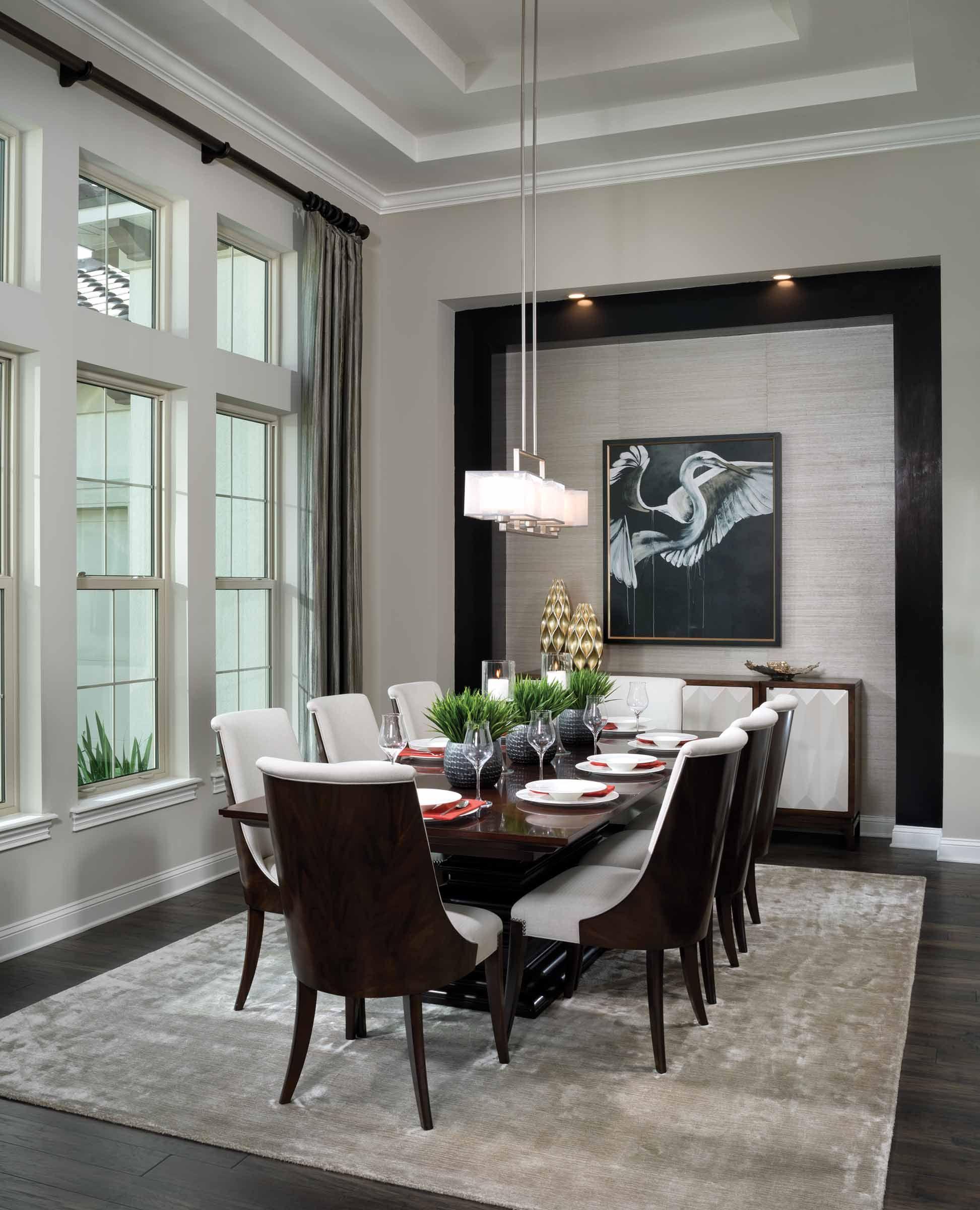 35 Luxury Dining Room Design Ideas: Luxury Dining Room, Luxury Dining