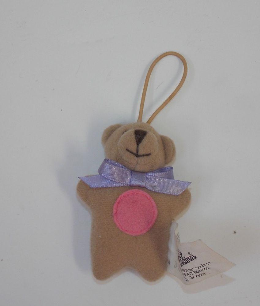 Zapf Creation Chou Chou Doll Mini Teddy Bear Plush Replacement ...