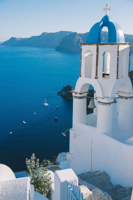 Santorini Sunsets – The Londoner
