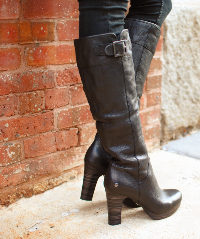 ugg australia s high heeled boot for the savoie