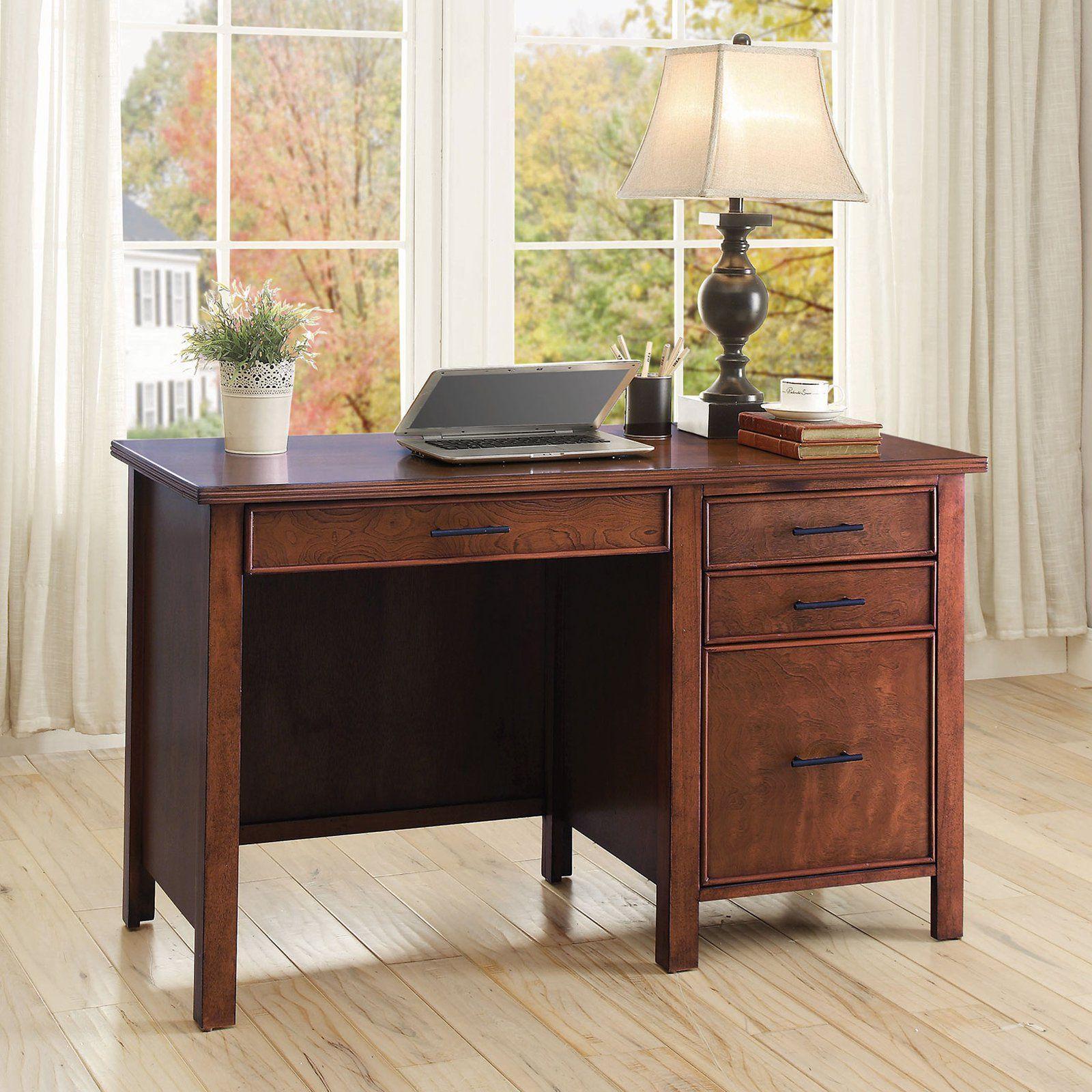 coaster furniture writing desk with file drawer in 2019 products rh pinterest com