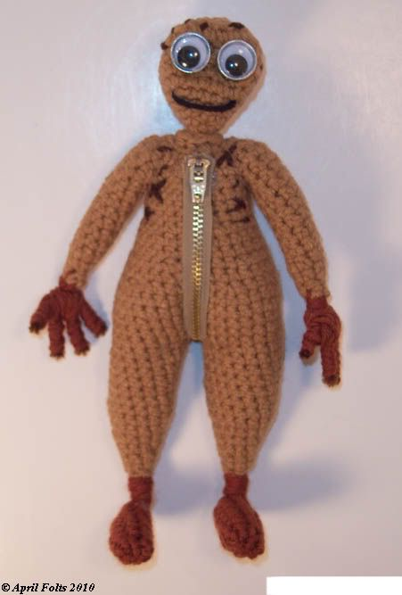 9 Doll *Pattern Included* - CROCHET