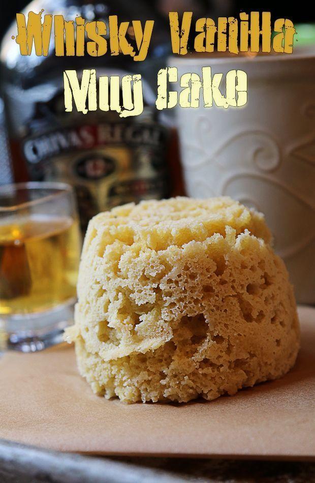 Vanilla Whisky Keto Mug Cake | Recipe | Best of Ruled.me ...