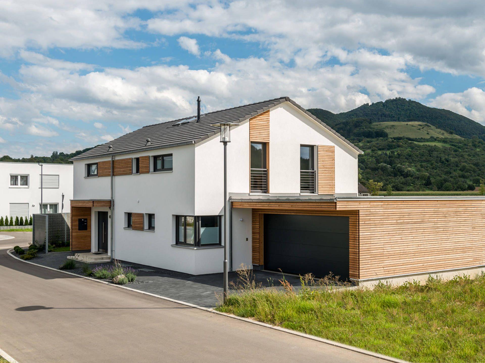 Das Haus Design 188 von Frammelsberger Holzhaus. Seit über 30 Jahren ...
