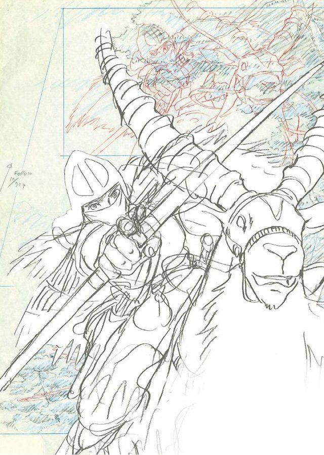 Una Splendida Mostra Dedicata A Hayao Miyazaki E A Studio Ghibli Ghibli Miyazaki Hayao Miyazaki
