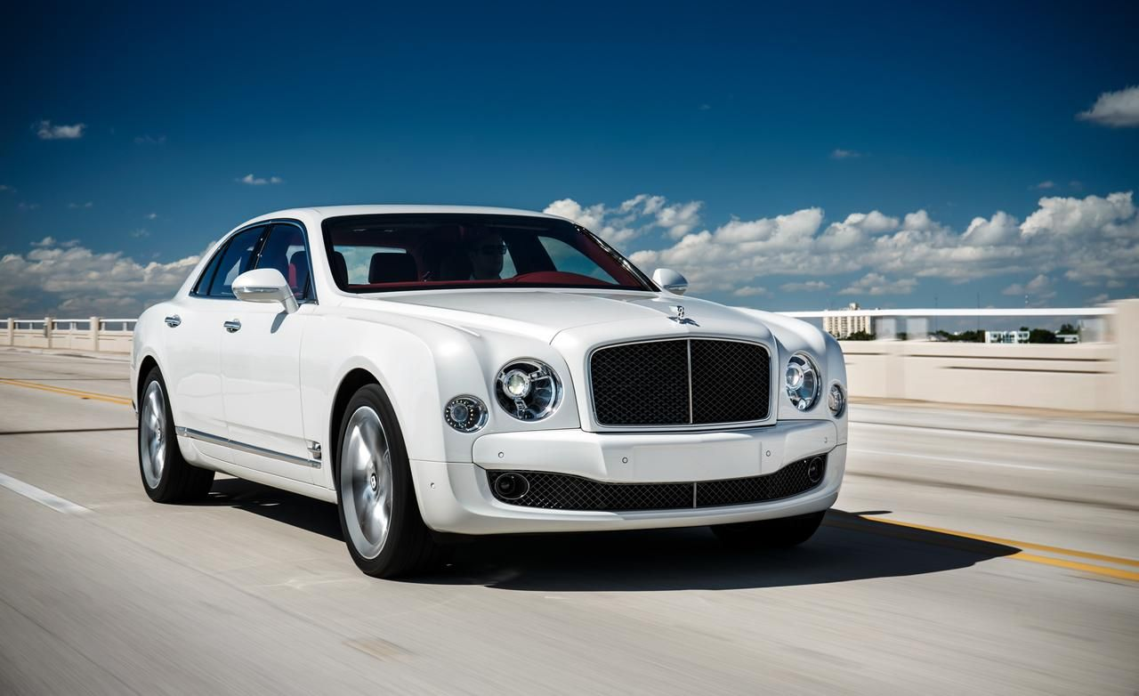 2016 Bentley Mulsanne White | Bentley mulsanne, Cars and Bentley ...