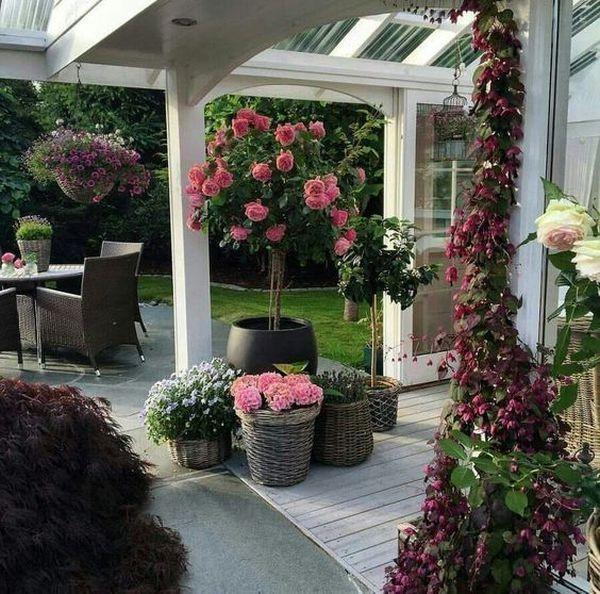 Photo of Fantastische Gartengestaltungsideen mit Blumen für den Sommer